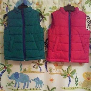 Toddler vest (worn once)
